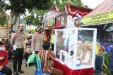 Polisi Banjarnegara terus ingatkan masyarakat untuk disiplin prokes