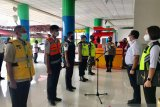 Posko Nataru Bandara Samrat patuhi protokol kesehatan COVID-19