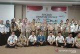 Virtual bersama Presiden, Kota Baubau serahkan 307 sertifikat
