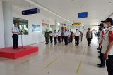 Penumpang melalui bandara Juwata Tarakan turun 30-45 persen
