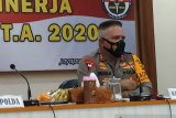 Pemilik senjata api ilegal JA ditetapkan sebagai tersangka