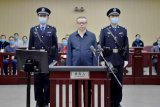 Mantan dirut aset China dijatuhi hukuman mati