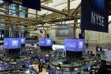 Wall Street ditutup di rekor tertinggi baru