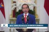 Presiden Jokowi tekankan pendidikan harus dilakukan dengan cara-cara baru