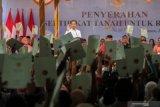 Presiden: resdistribusi aset solusi bagi sengketa agraria