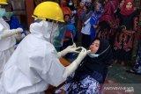 Bertambah 318 tenaga pendidik Padang Panjang jalani tes usap