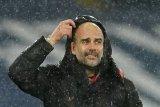Guardiola bingung kekurangan pemain untuk semifinal Piala Liga kontra MU