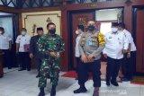 Tim Gabungan Sukoharjo cegah kerumunan saat kepulangan Abu Bakar Ba'asyir