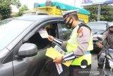 Polda Sulteng catat empat orang meninggal saat Operasi Lilin 2020
