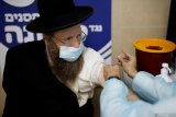 Studi di Israel,  vaksin Pfizer 95 persen efektif lawan COVID-19