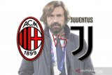 Hadapi mantan klubnya, Pirlo ngotot Juventus harus menang
