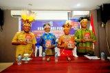 Bupati Jayapura luncurkan buku