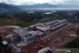 Progres Pembangunan Terminal Di Padang