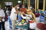 Wabup Pringsewu apresiasi pementasan sanggar seni Gunung Jati