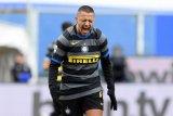 Inter takluk di Sampdoria, Conte merasa dicampakkan Dewi Fortuna