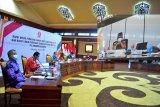 Gubernur Kalteng dorong Jamkrida maksimalkan perannya dalam pembangunan