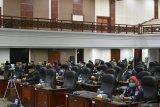 DPRD usul penetapan pemberhentian Gubernur dan Wakil Gubernur Sumbar