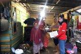 ACT Lampung beri bantuan kepada warga terdampak banjir di Pringsewu