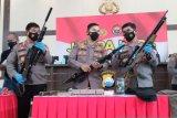Densus 88 : Terduga teroris Makassar sudah rencanakan bom bunuh diri