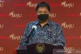 Menko Airlangga paparkan lima strategi dalam pengendalian inflasi 2021
