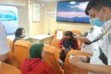 Koarmada I bersama Imigrasi periksa penumpang WNA cegah COVID-19