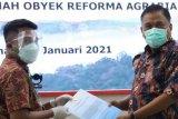 Sebanyak 30 warga Sulawesi Utara terima SK perhutanan sosial dan TORA