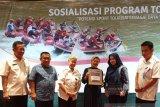 Dinas Pariwisata Palembang tata ulang  pulau kemaro