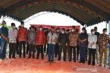 Gubernur Kalteng tinjau lokasi pemekaran Ibu Kota Provinsi Kotawaringin
