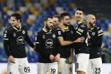 Napoli ditaklukkan  Spezia 1-2