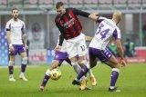 Milan umumkan Rade Krunic dan Ante Rebic positif COVID-19