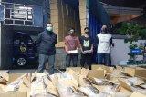 Bea Cukai Jateng-DIY gagalkan pengiriman 2,3 juta rokok ilegal