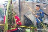 Dua rumah terbakar di Agam, kerugian capai Rp80 juta