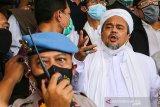Bareskrim menetapkan Rizieq Shihab tersangka kasus RS UMMI Bogor