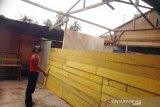 Puting beliung  gempur rumah  warga di Natuna