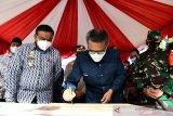 Gubernur Sulawesi Selatan resmikan RTH Green Episentrum Watampone