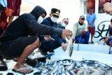 Nelayan di TPI Lonrae Bone keluhkan sedimentasi kepada Gubernur Sulsel