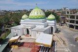 Usai peresmian, Irwan Prayitno jadi Khatib Jumat perdana di masjid Baitul Auliya