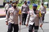 Kapolda Sulteng ingatkan personel taati prokes  COVID-19