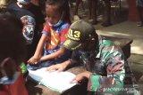 Kasad Jenderal Andika Perkasa bantu sarana pendidikan untuk anak Keerom Papua
