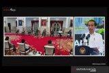 Vaksinator penyuntik Presiden Jokowi mengakui sedikit gemataran