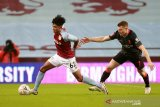 Para pemain muda Villa menuai pujian kendati kalah lawan Liverpool