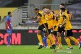 Satu-satunya gol  Adama Traore antar Wolverhampton lewati Crystal Palace