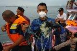 Syahbandar Tanjung Priok mengirim 'notice to mariner' radius 25 mil