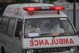 Kawanan begal rampok supir ambulans  COVID-19