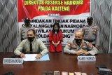 Polda tangkap ibu rumah tangga di Sampit simpan 40,16 gram sabu-sabu