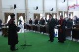 Johny Runtuwene dilantik jadi Wakil Ketua DPRD Tomohon