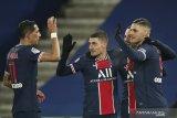 PSG melumat Brest 3-0 untuk tempel ketat Lyon