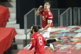 McTominay antar MU lanjut ke putaran keempat Piala FA