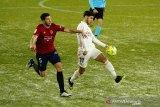 Real Madrid buang peluang ke puncak Liga Spanyol