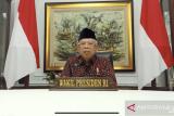 Wapres Ma'ruf Amin sampaikan dukacita atas kecelakaan Sriwijaya Air